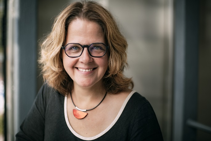 Project manager Maria Fiskerud