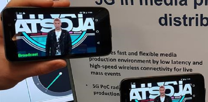 5G means seamless video streaming on phones