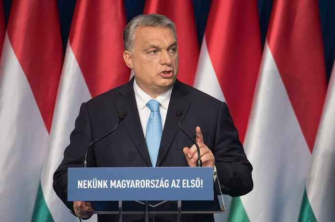 Hungarian PM announces plan to fight population decline
