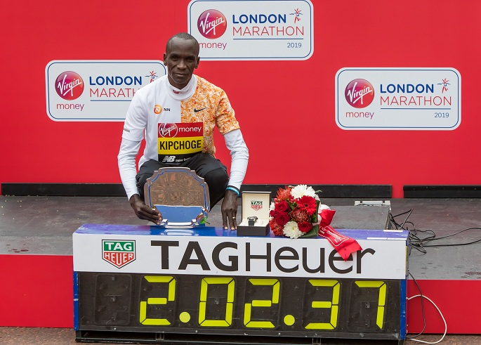 c4154e6979d41 Kipchoge targets second attempt to break two-hour barrier in marathon