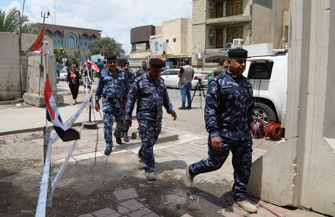 13 killed in IS attack on funeral in Baghdad