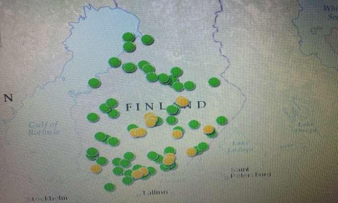 Drones become growing problem in Finland