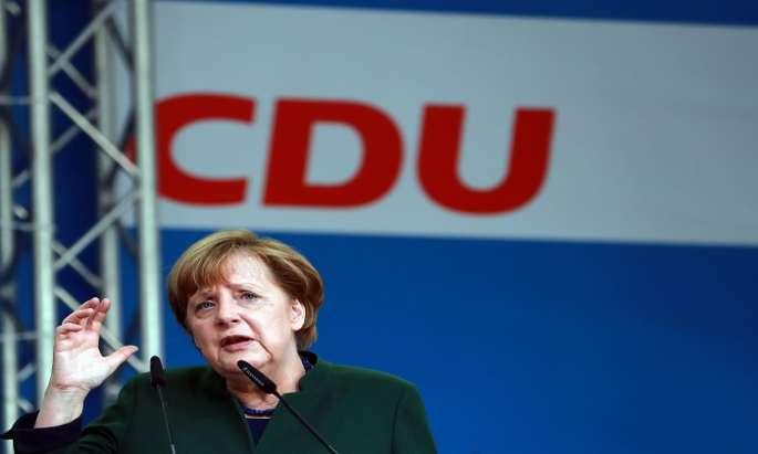 EU should take fate in own hands: Merkel