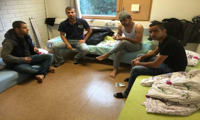 TURVA to stop crimes committed by refugees