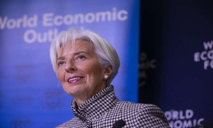 Global expansion wanes with lower growth forecast: IMF