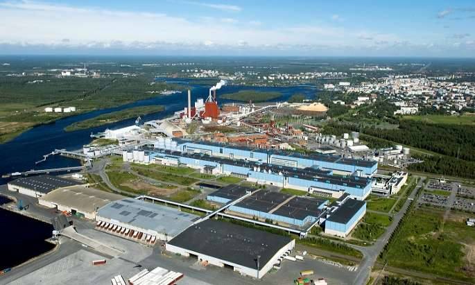 Stora Enso to cut up to 400 jobs in Oulu paper mill