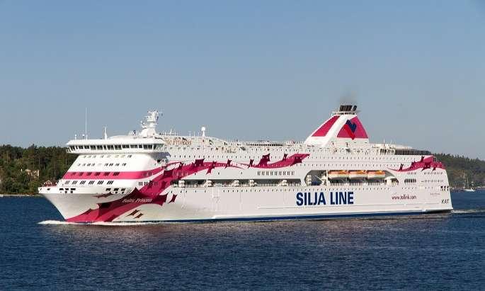 Baltic princess cancels departure from Turku