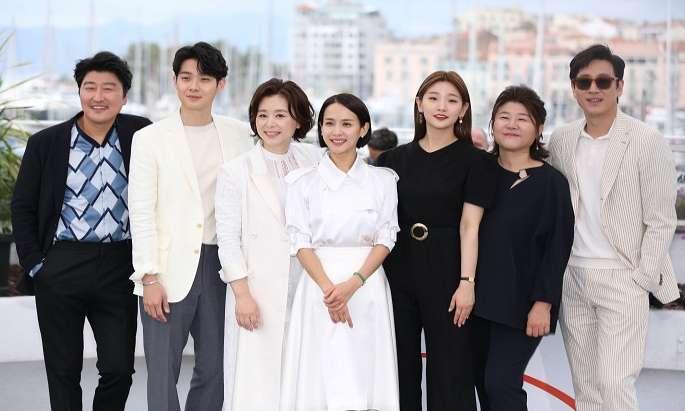 Parasite wins top prize of Cannes Film Festival