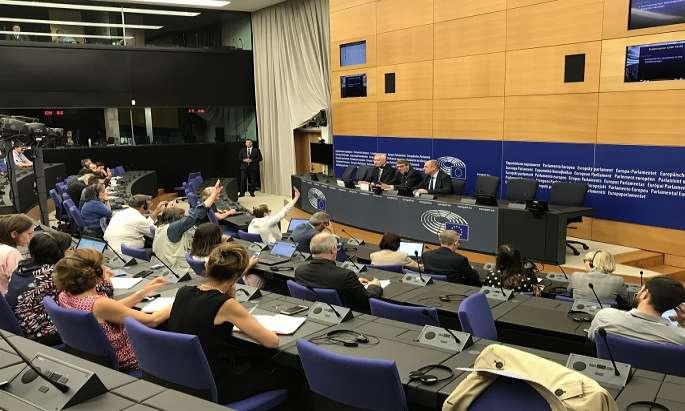 Plenary held on Finland's priorities